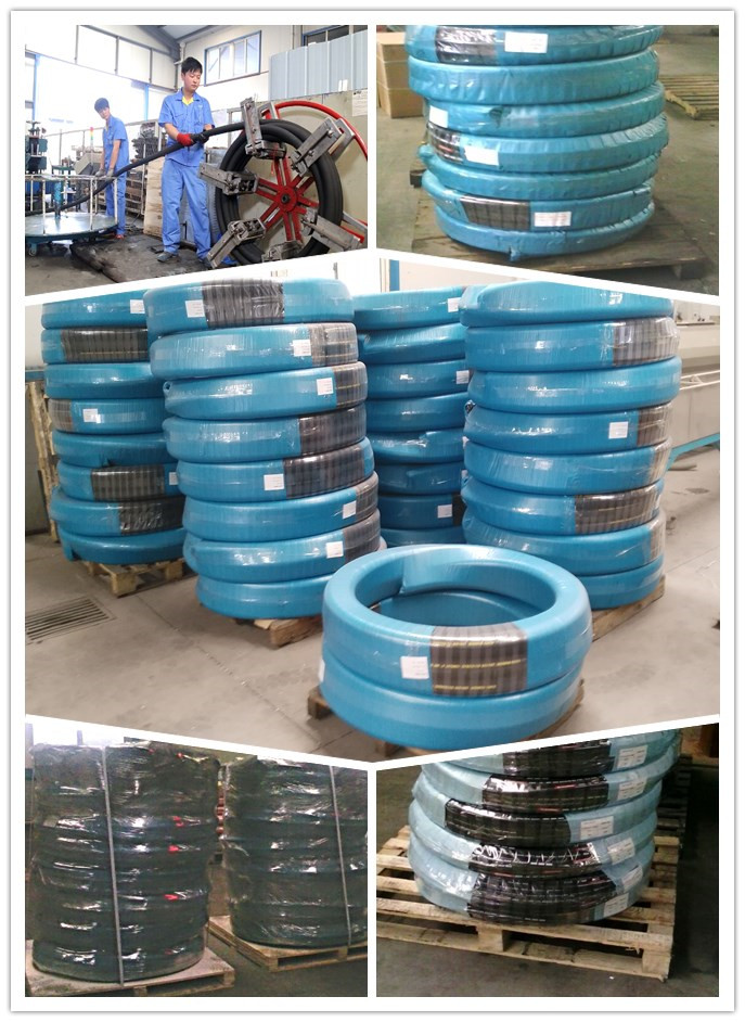 hydraulic hose 4sp packaging