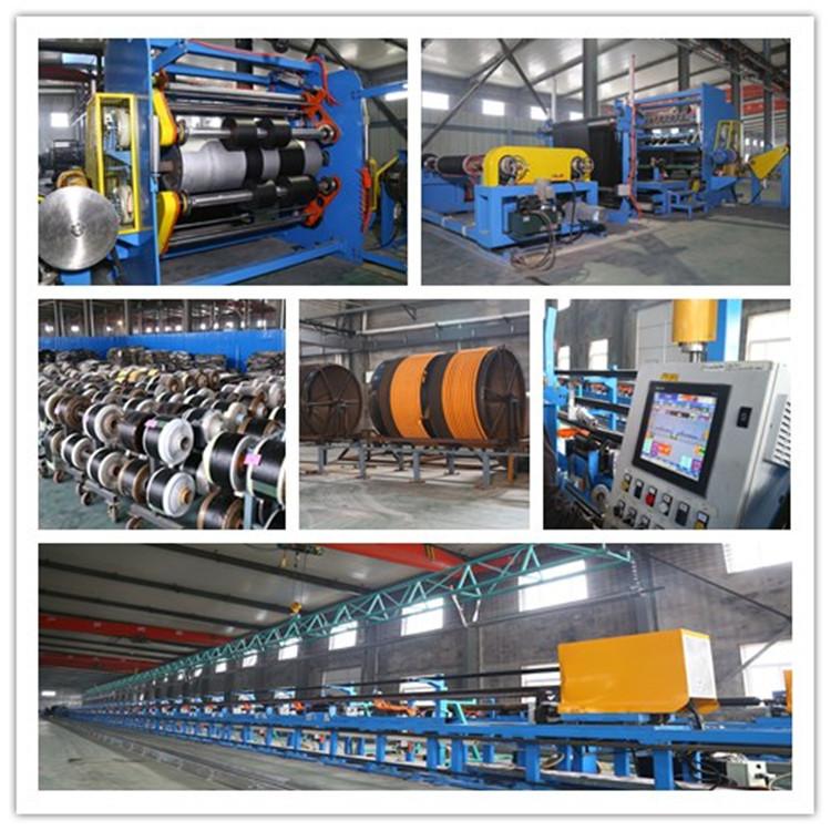 hydraulic hose SAE100 R4 factory